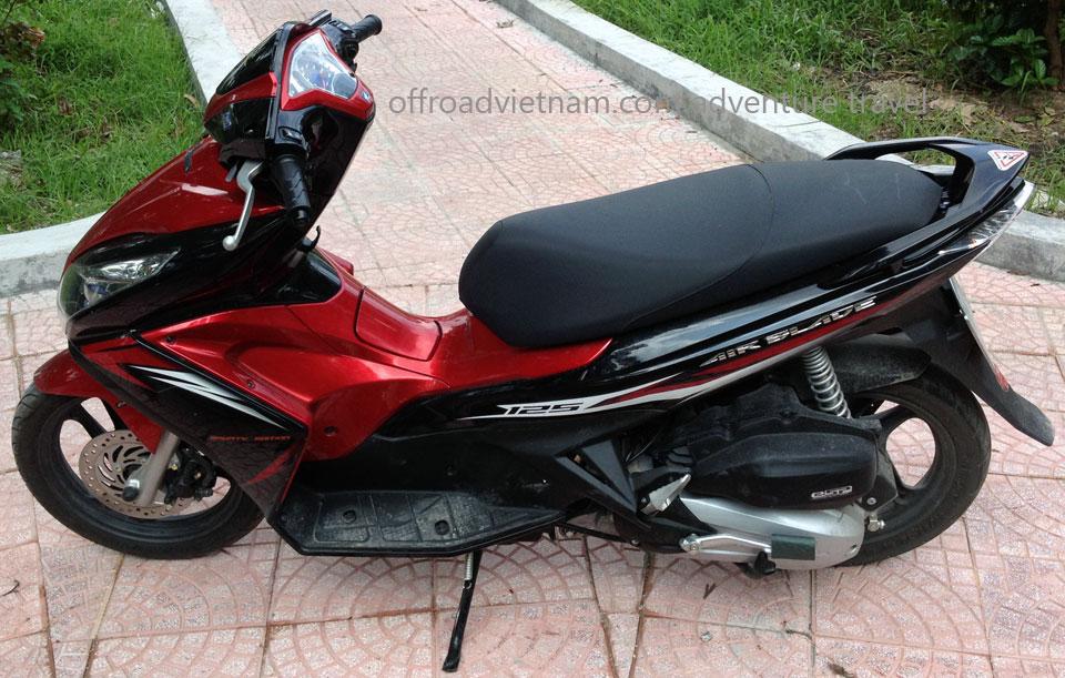 Honda Air Blade For Sale Thailand 75